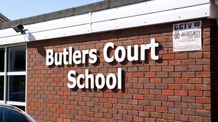 Butlers Court Primary School