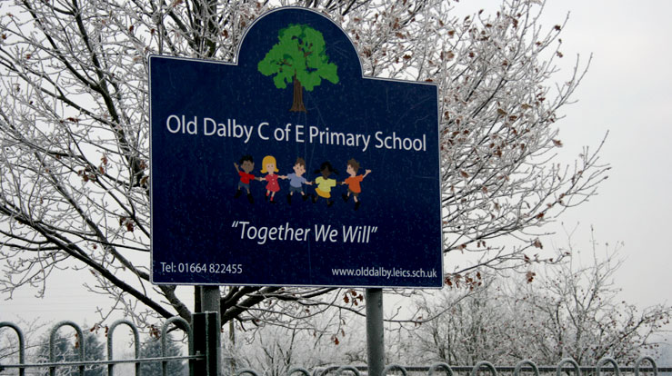 Old Dalby CE Primary School