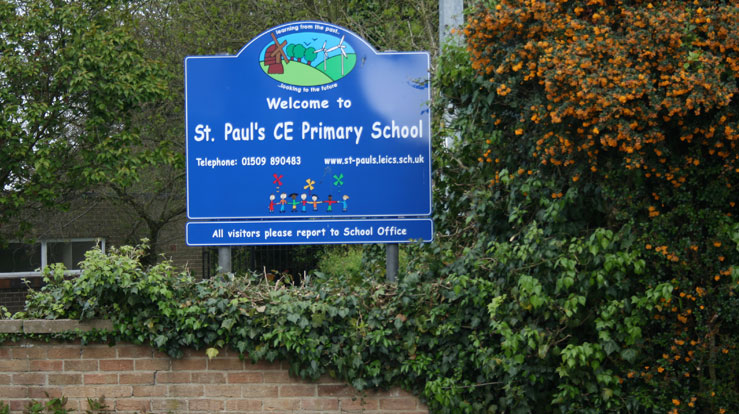 St. Pauls CE Primary School