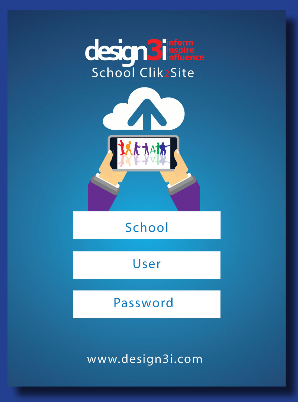 school click2site app