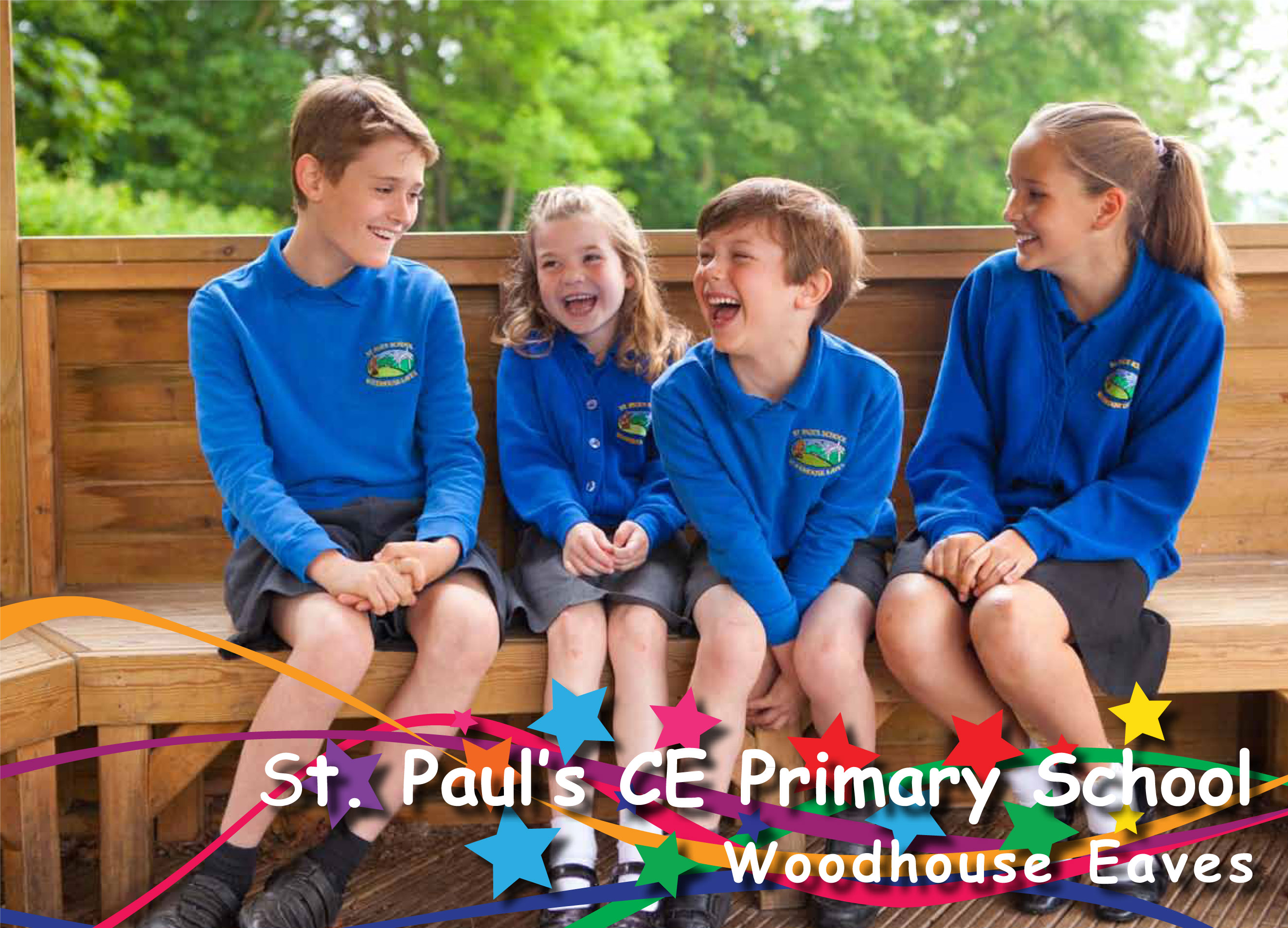 st pauls primary cafe school prospectus design