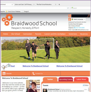 Braidwood Trust School for the Deaf