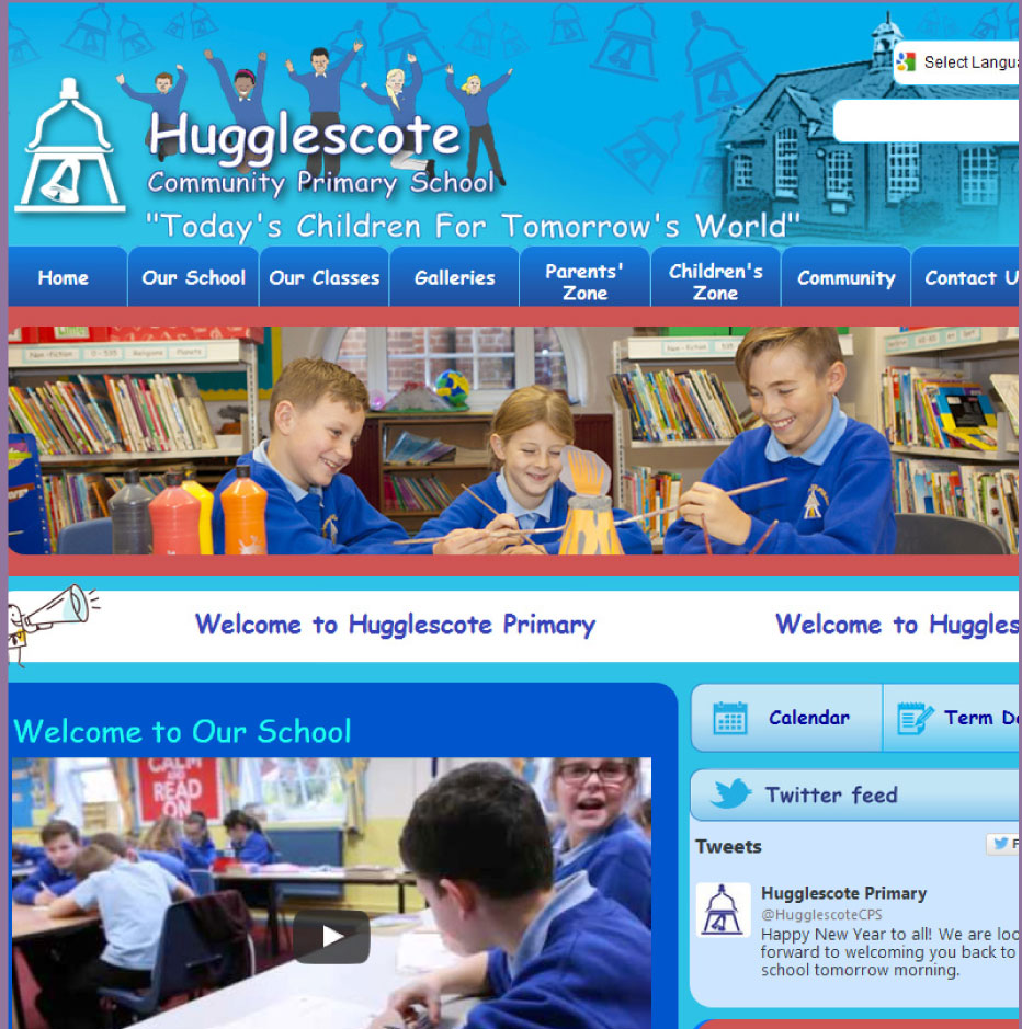 Hugglecote Community Primary School
