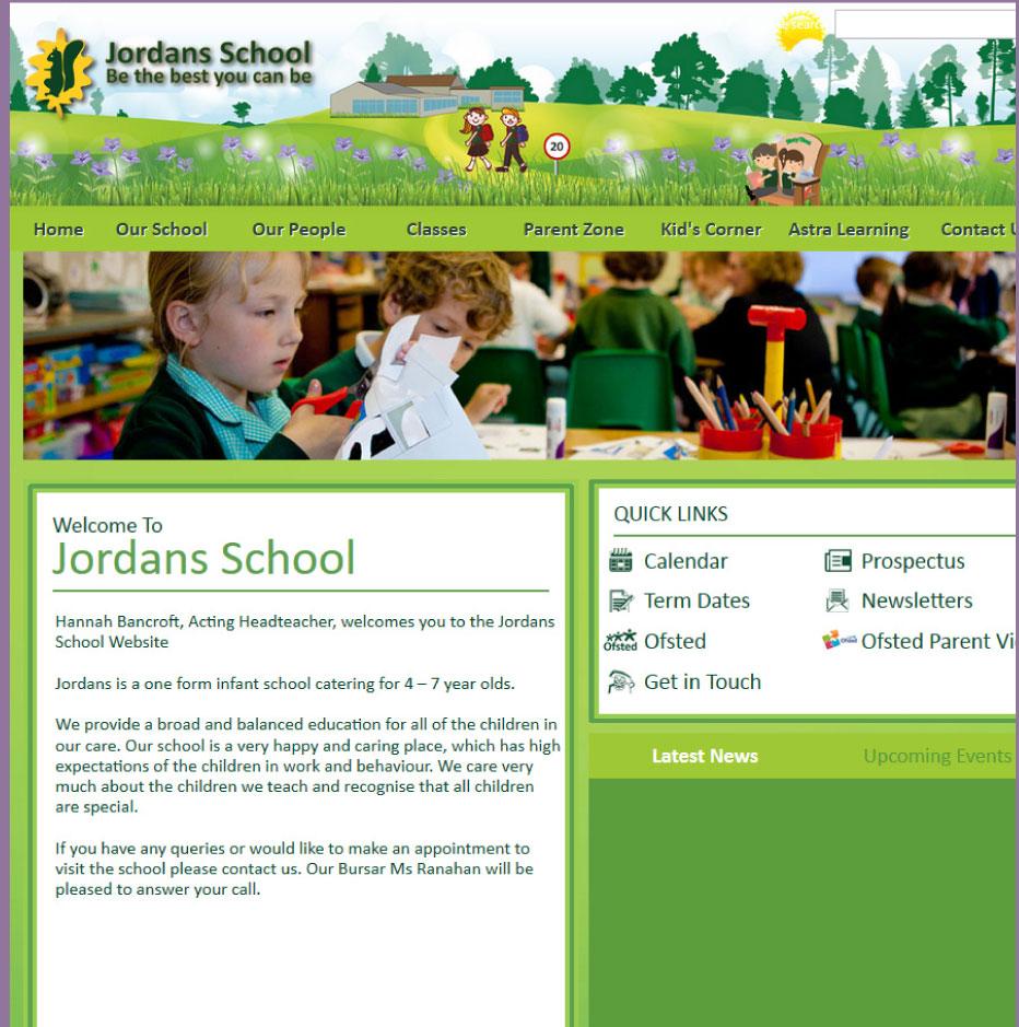 Jordans School