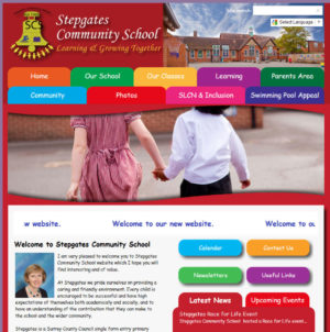 Stepgates Community School