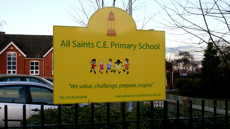 All Saints Primary School