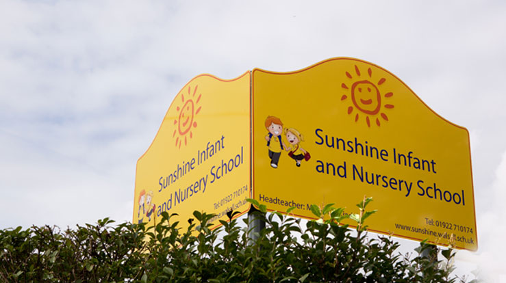 Sunshine Infant & Nursery School