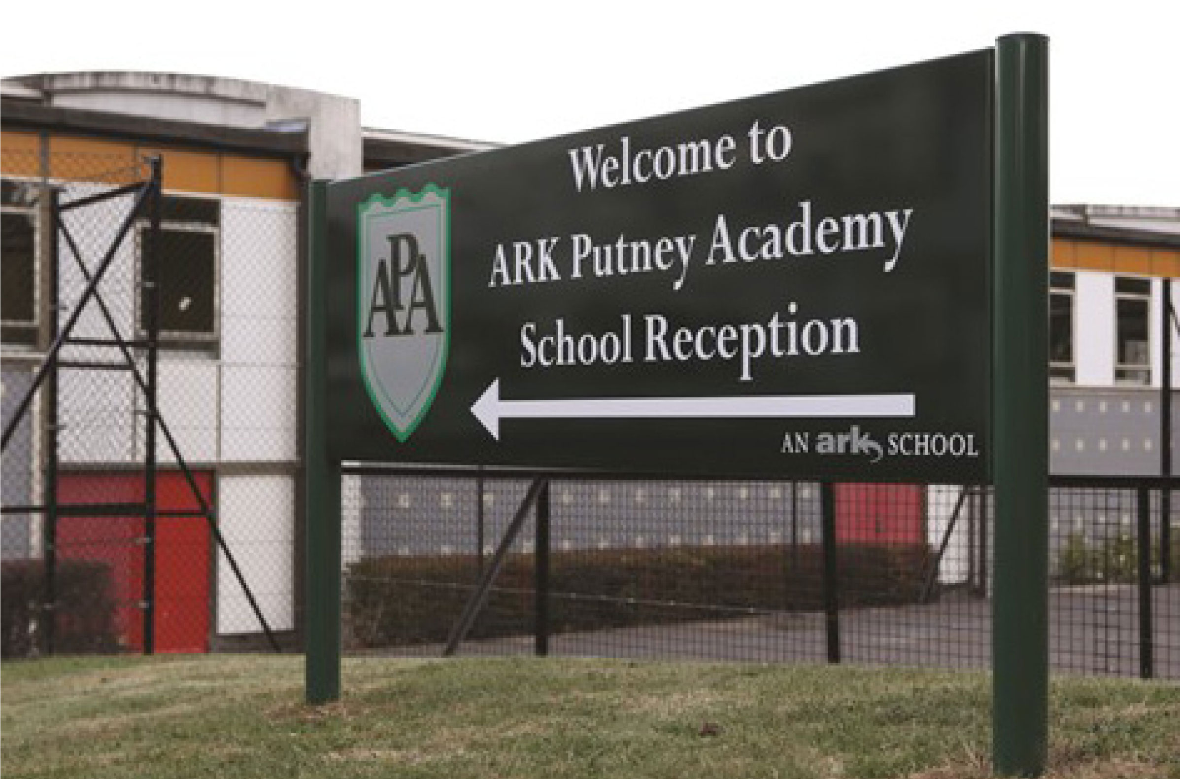ARK-putney-academy-sign