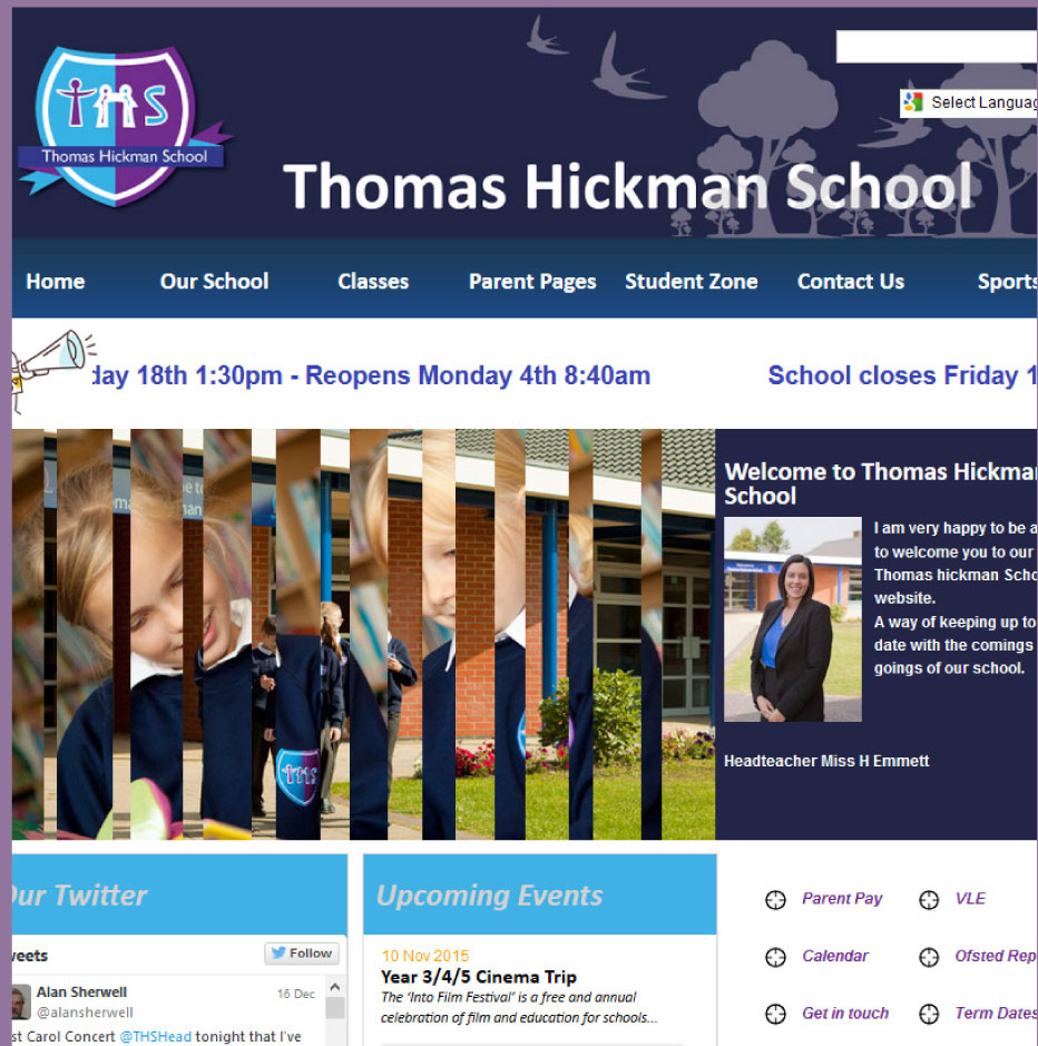 Thomas Hickman School